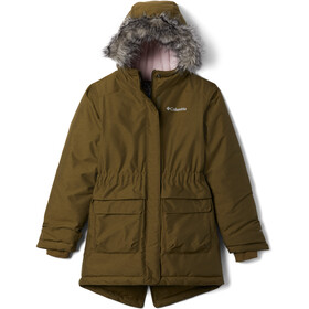 Columbia Nordic Strider Jacket Girls, new olive heather